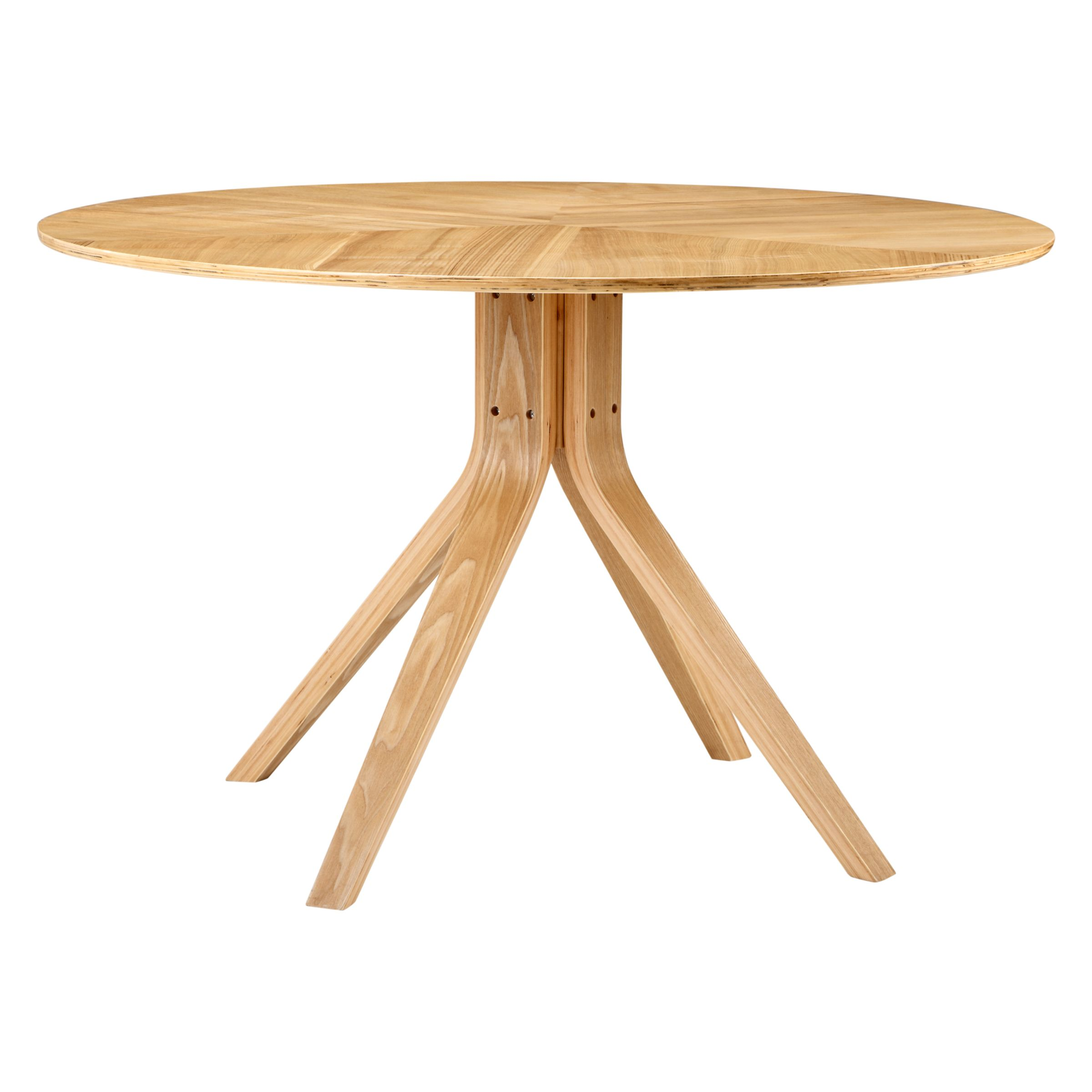 Round oak dining table Shop for cheap Furniture and Save  : 232100906alt1zoom from priceinspector.co.uk size 2400 x 2400 jpeg 172kB