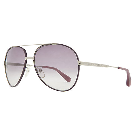 Buy Marc by Marc Jacobs MMJ257/S Aviator Sunglasses Online at johnlewis.com