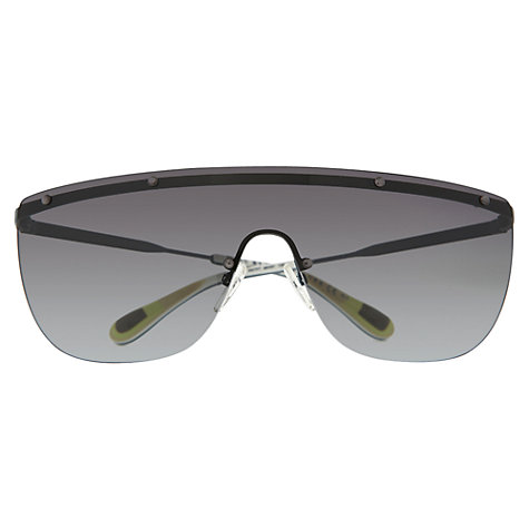 Buy Marc by Marc Jacobs MJ259/S M6T-PT Sporty Frameless Sunglasses Online at johnlewis.com