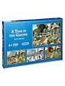 Gibson & Son A Year in the Garden 500 Piece Puzzle, Pack of 4