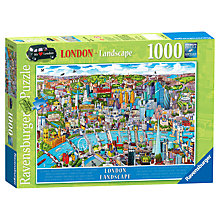 Buy Ravensburger London Landscape 1000 Piece Jigsaw Puzzle Online at johnlewis.com