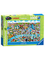 Ravensburger London Landscape 1000 Piece Jigsaw Puzzle