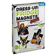 Buy Spinning Hat Halloween Dress Up Fridge Magnets, Pack of 30 Online at johnlewis.com