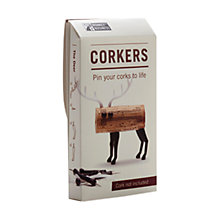 Buy Luckies Deer Animal Corkers Online at johnlewis.com