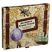 Buy Worldly Wise First Class Travel Suitcase Online at johnlewis.com