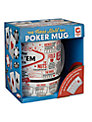 Ginger Fox Texas Hold 'em Poker Mug