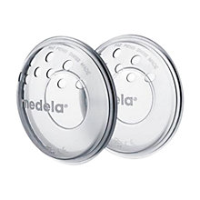 Buy Medela Breastshells, Pack of 2 Online at johnlewis.com