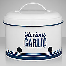 Buy Jamie Oliver Glorious Garlic Tin Online at johnlewis.com