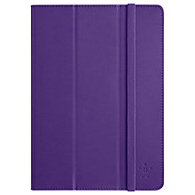 Buy Belkin Colour Duo Tri-Fold Cover with Stand for iPad Air Online at johnlewis.com