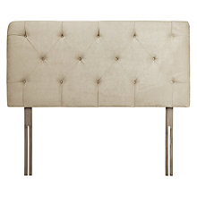 Buy John Lewis Elise Headboard, Double Online at johnlewis.com