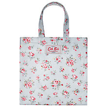 Buy Cath Kidston Kew Sprig Bag, Sky Blue Online at johnlewis.com