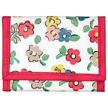 Buy Cath Kidston Daisies Wallet, White/Multi Online at johnlewis.com