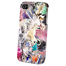 Buy Tshirt Store Dedicated Crystals Case for iPhone 5 Online at johnlewis.com