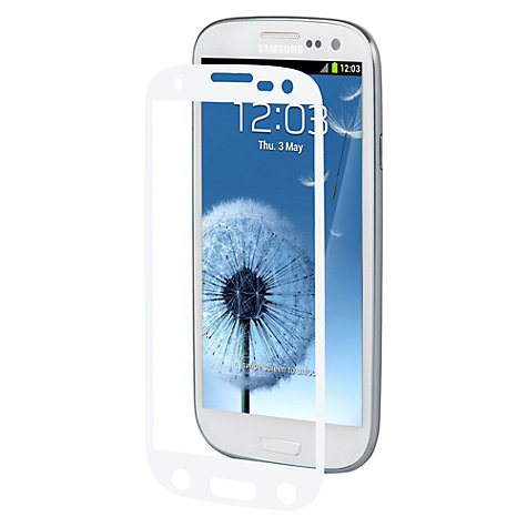 Buy Moshi iVisor AG Screen Protector for Samsung Galaxy SIII Online at johnlewis.com