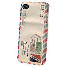 Buy Tshirt Store Dedicated Air Mail Case for iPhone 5 Online at johnlewis.com
