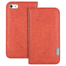 Buy Moshi Overture Wallet Case for iPhone 5 Online at johnlewis.com