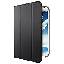 Buy Belkin Tri-Fold Folio Case for Samsung Galaxy Note 8.0 Online at johnlewis.com