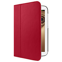 Buy Belkin Leather Folio Case for Samsung Galaxy Note 8.0, Rose Online at johnlewis.com