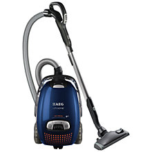Buy AEG AUO8840 UltraOne Pet Cylinder Vacuum Cleaner, Blue Online at johnlewis.com