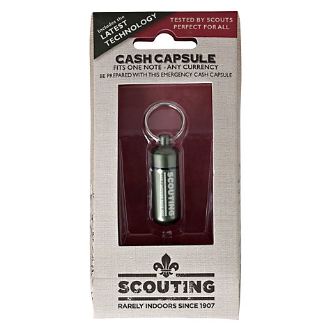 Buy Scouting Cash Capsule Online at johnlewis.com