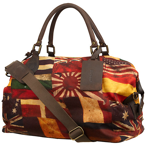 Buy Barbour Kirkstone Explorer Holdall Online at johnlewis.com