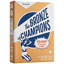 Buy Benefit Bronze Of Champions Kit Online at johnlewis.com