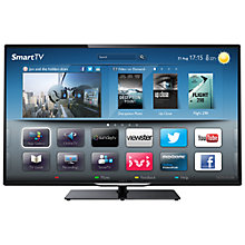 Buy Philips 42PFL4208T/12 LED HD 1080p Smart TV, 42 inch with Freeview HD Online at johnlewis.com
