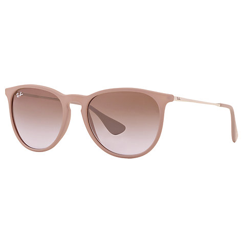 Buy Ray-Ban RB4171 Erika Sunglasses, Neutral Online at johnlewis.com