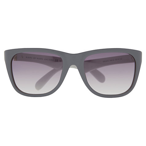 Buy Marc by Marc Jacobs MMJ251/S Square Sunglasses, Grey Online at johnlewis.com