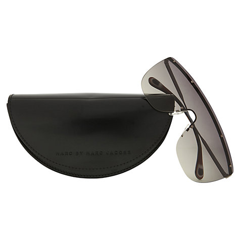 Buy Marc Jacobs MMJ259/S Sporty Frameless Sunglasses Online at johnlewis.com