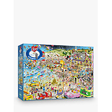 Buy Gibsons I Love Summer 1000 Piece Puzzle Online at johnlewis.com
