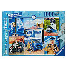 Buy Ravensburger Battersea Dogs Home 1000 Piece Puzzle Online at johnlewis.com