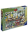 Ravensburger Crazy Cats in the Garden Room 1000 Piece Puzzle