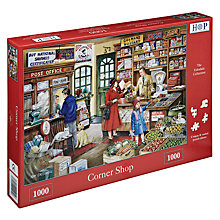 Buy House of Puzzles Corner Shop 1000 Piece Puzzle Online at johnlewis.com