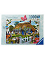 Ravensburger Wisteria Cottage 1000 Piece Puzzle