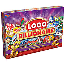 Buy Drumond Park Logo Billionaire Board Game Online at johnlewis.com