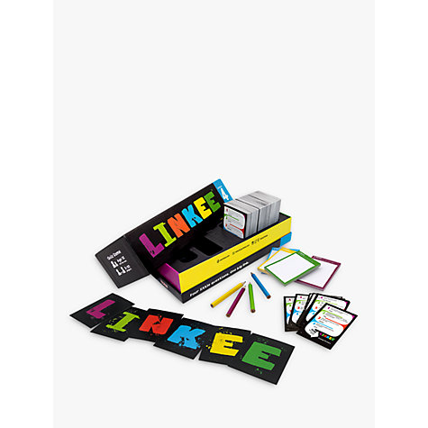 Buy Linkee Trivia Game Online at johnlewis.com