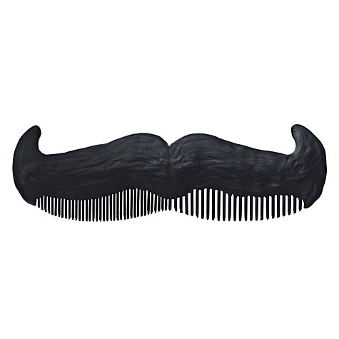 Buy Bluesky Moustache Comb Online at johnlewis.com