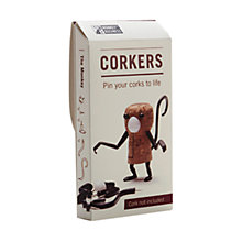 Buy Luckies Monkey Animal Corkers Online at johnlewis.com