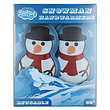 Buy Bluesky Snowman Hand Warmers Online at johnlewis.com