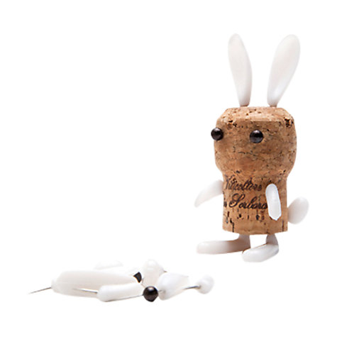 Buy Luckies Bunny Animal Corkers Online at johnlewis.com