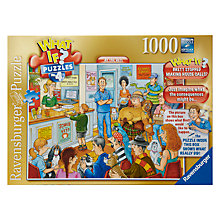 Buy Ravensburger What If Vets 1000 Piece Puzzle Online at johnlewis.com