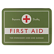 Buy Rex Workshop First Aid Kit Online at johnlewis.com