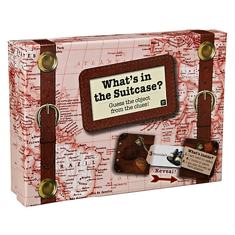Buy Worldly Wise What's in the Suitcase Online at johnlewis.com