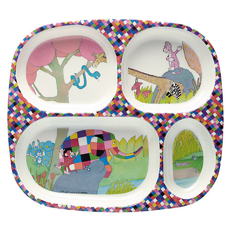 Buy Elmer Melamine Tray Online at johnlewis.com