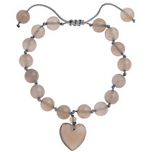 Buy Lola Rose Millie Heart Bracelet Online at johnlewis.com