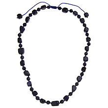 Buy Lola Rose Darcy Blue Sandstone Bead Necklace Online at johnlewis.com