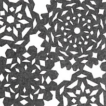 Buy House by John Lewis Snowflake Runner Online at johnlewis.com