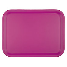 Buy House by John Lewis Tray, Berry Online at johnlewis.com