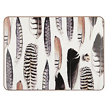 Buy Avenida Placemat, Feather Online at johnlewis.com